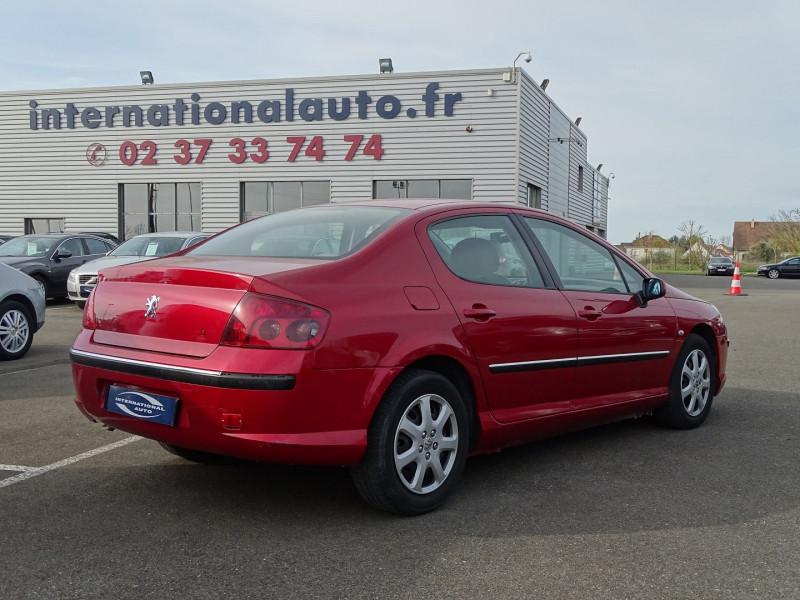 Photo 2 de l'offre de PEUGEOT 407 1.8 16V 125CH EXECUTIVE à 5490€ chez International Auto Auneau