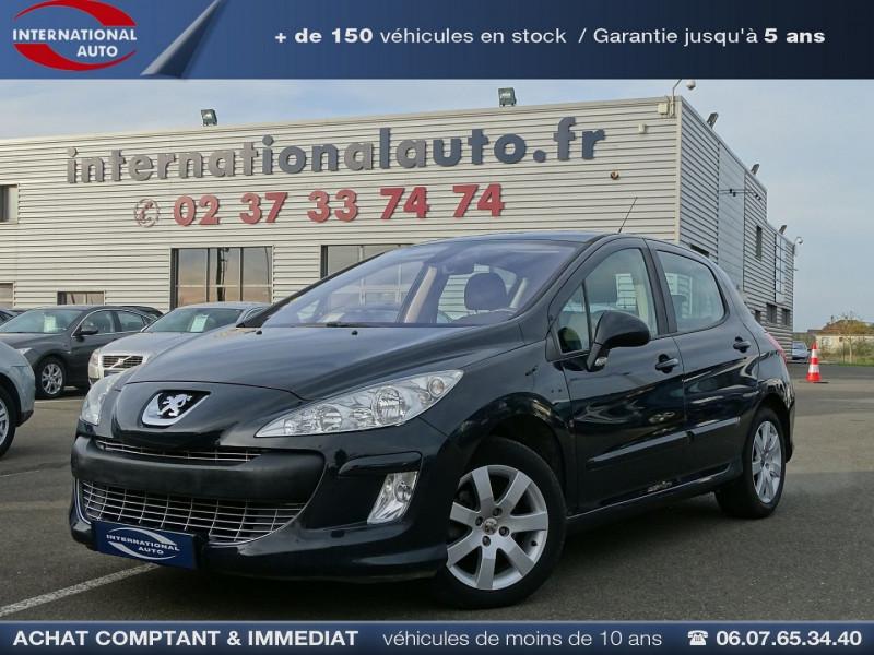 Peugeot 308 1.6 THP 16V PREMIUM PACK BAA 5P Essence GRIS FONCE Occasion à vendre