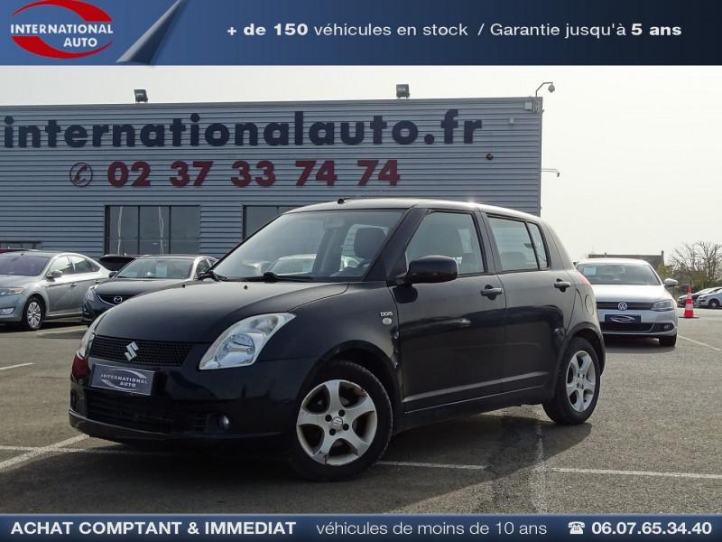 Photo 1 de l'offre de SUZUKI SWIFT 1.3 DDIS GL 5P à 5690€ chez International Auto Auneau