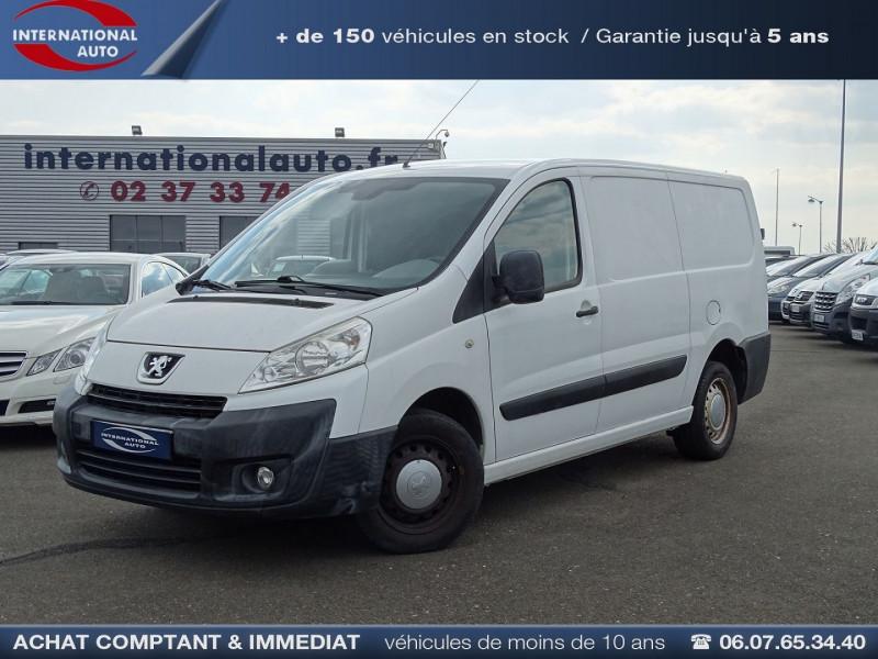 Peugeot EXPERT FG 229 L2H1 HDI120 PK CD CLIM Diesel BLANC Occasion à vendre