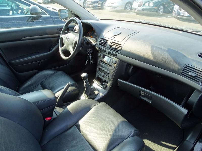 Photo 5 de l'offre de TOYOTA AVENSIS BREAK 126 D-4D TECHNO PACK à 6890€ chez International Auto Auneau