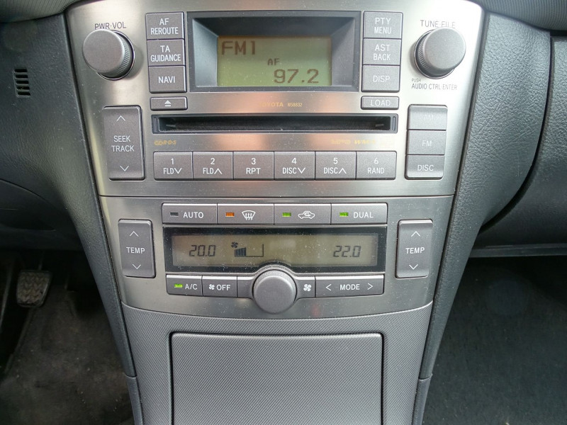 Photo 14 de l'offre de TOYOTA AVENSIS BREAK 126 D-4D TECHNO PACK à 6890€ chez International Auto Auneau