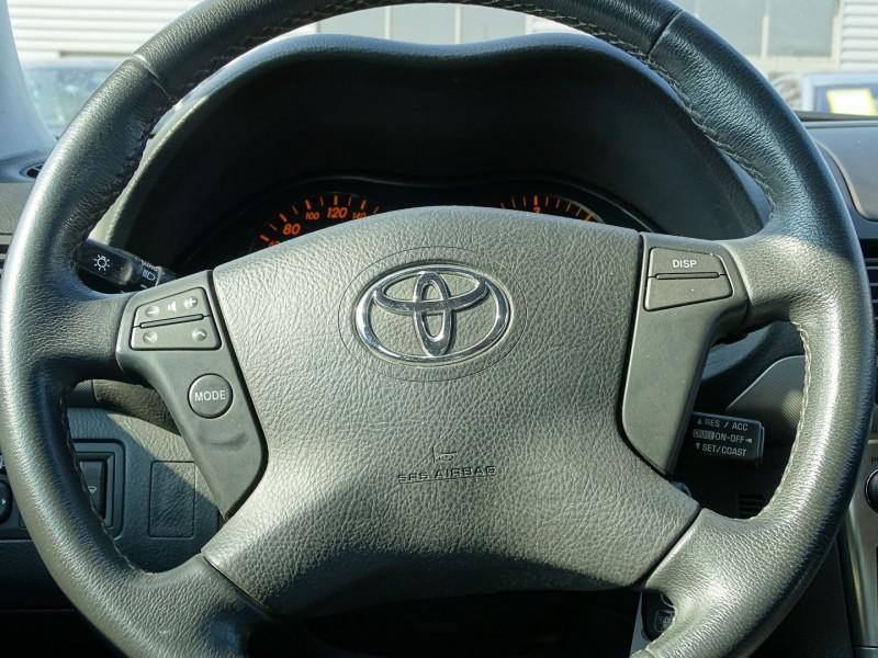 Photo 15 de l'offre de TOYOTA AVENSIS BREAK 126 D-4D TECHNO PACK à 6890€ chez International Auto Auneau