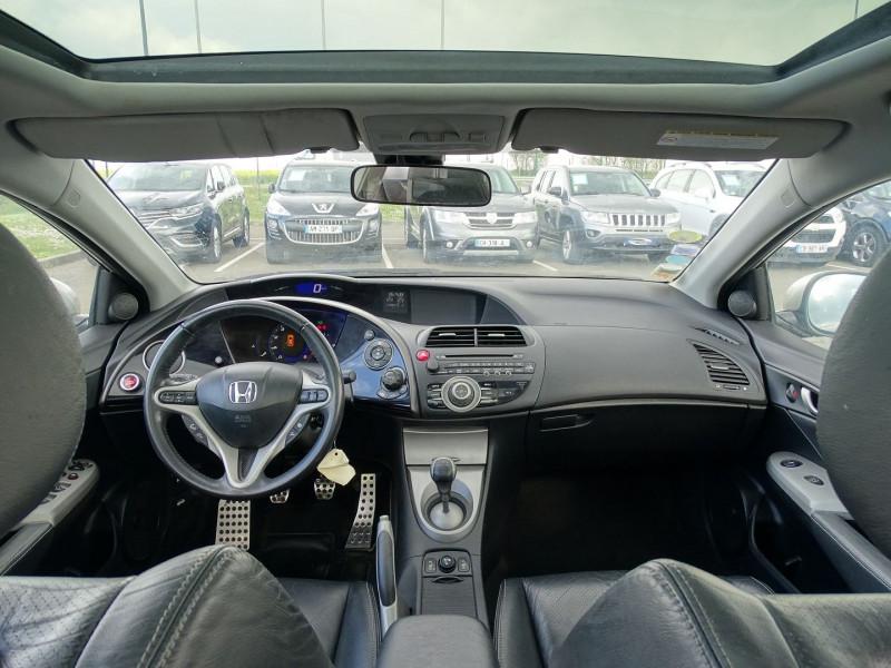 Photo 6 de l'offre de HONDA CIVIC 1.8 I-VTEC EXECUTIVE CUIR/NAVI 5P à 7890€ chez International Auto Auneau