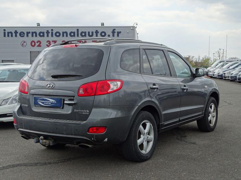 Photo 2 de l'offre de HYUNDAI SANTA FE 2.2 CRDI PACK CONFORT à 7890€ chez International Auto Auneau