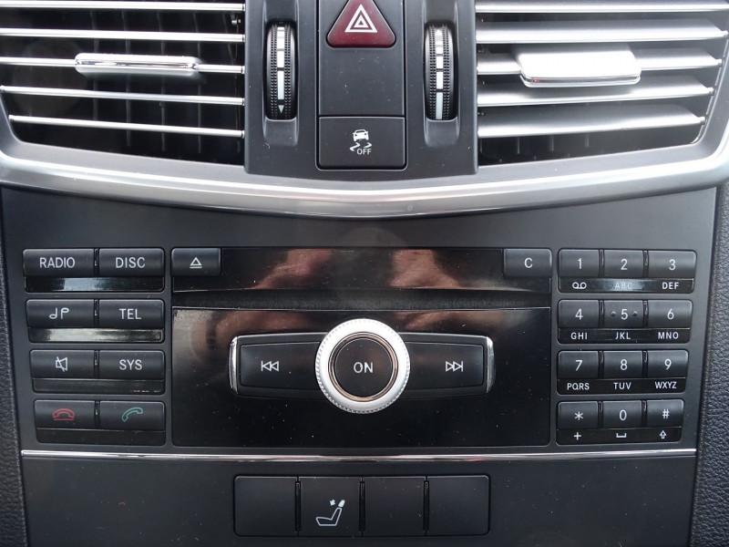 Photo 12 de l'offre de MERCEDES-BENZ CLASSE E (W212) 250 CDI BE ELEGANCE EXECUTIVE à 12690€ chez International Auto Auneau