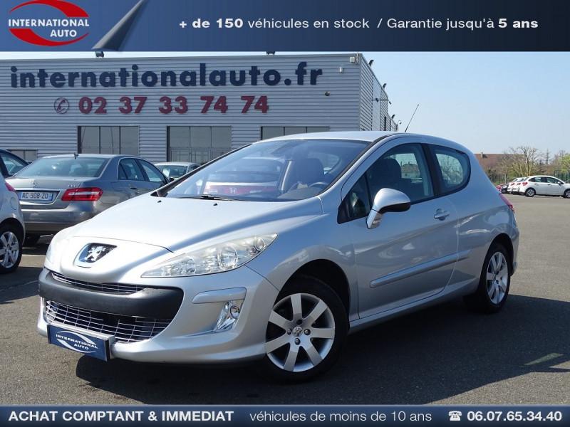 Peugeot 308 1.6 VTI 16V PREMIUM 3P Essence GRIS C Occasion à vendre