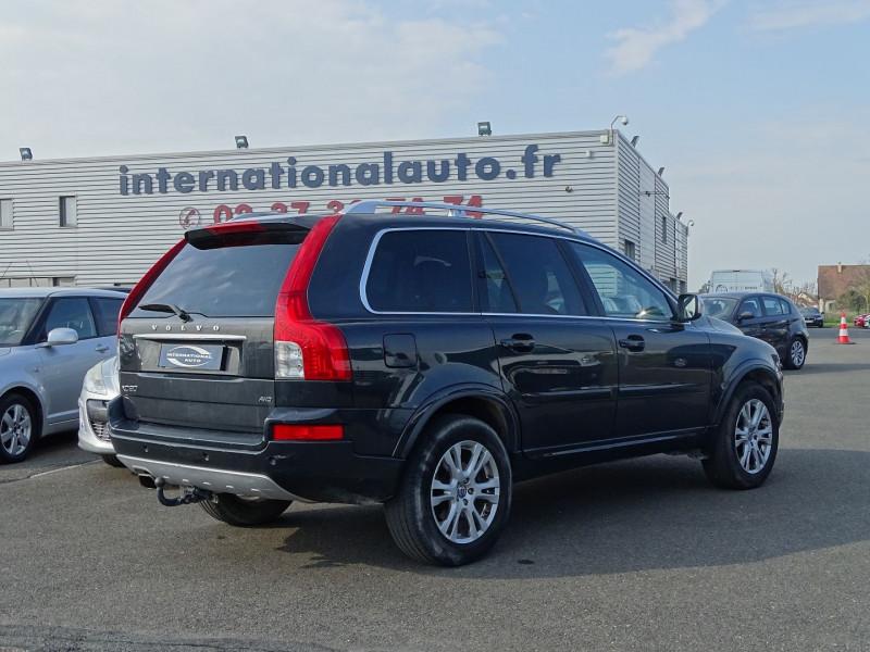 Photo 2 de l'offre de VOLVO XC90 D5 AWD 200CH XENIUM GEARTRONIC 7 PLACES à 21690€ chez International Auto Auneau