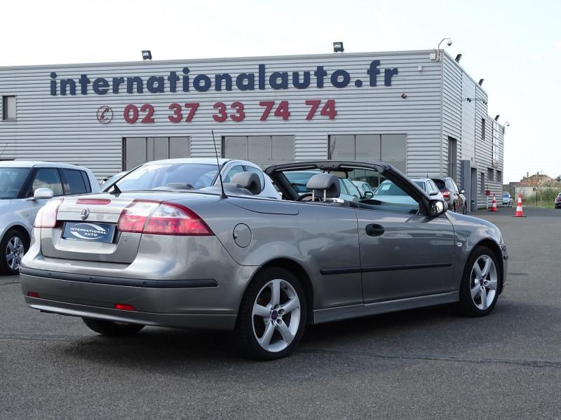 Photo 3 de l'offre de SAAB 9-3 CABRIOLET 1.9 TID150 VECTOR à 9890€ chez International Auto Auneau