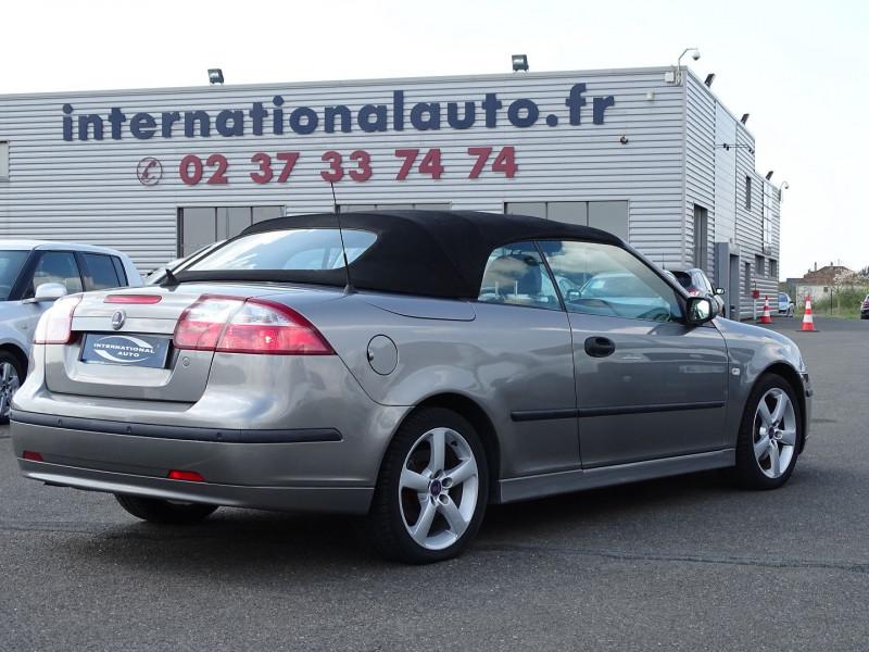 Photo 4 de l'offre de SAAB 9-3 CABRIOLET 1.9 TID150 VECTOR à 9890€ chez International Auto Auneau