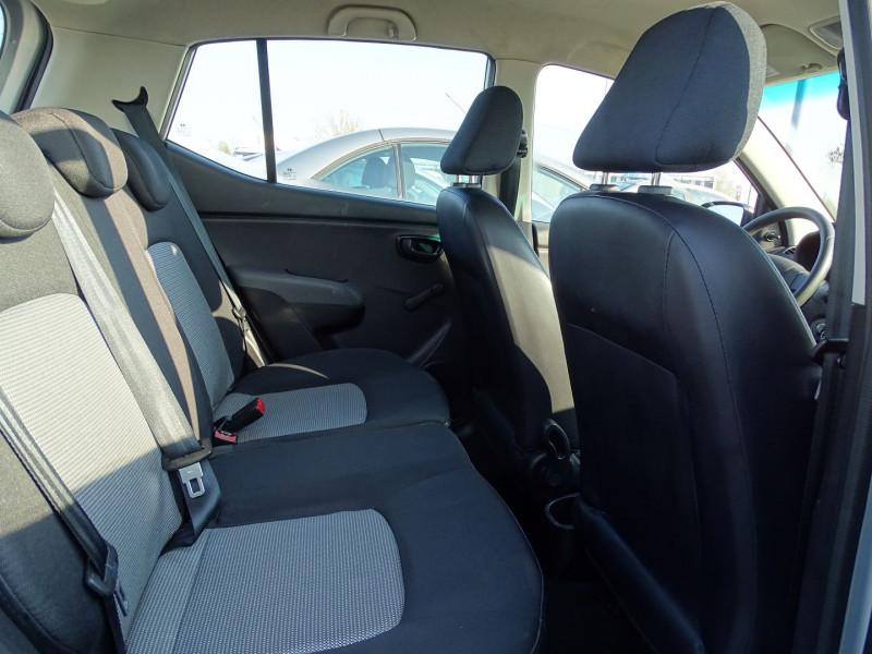 Photo 5 de l'offre de HYUNDAI I10 1.2 PACK à 4290€ chez International Auto Auneau