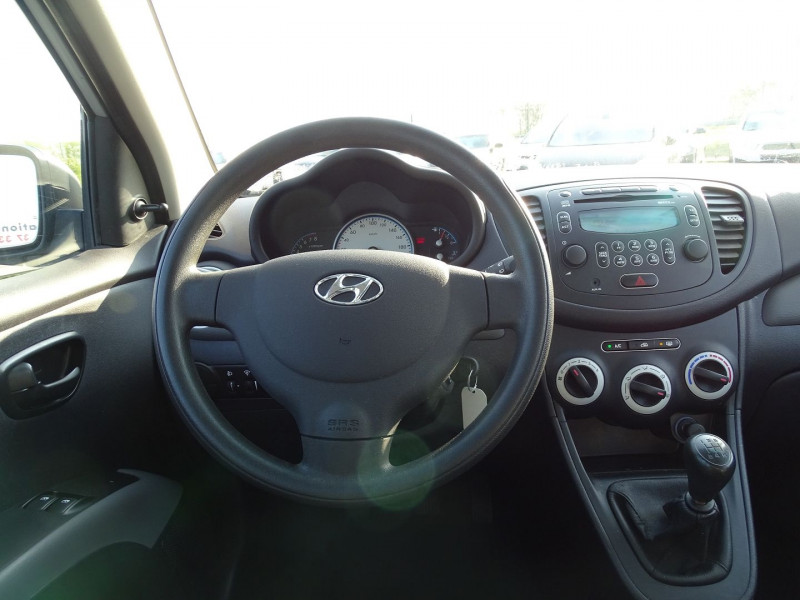 Photo 9 de l'offre de HYUNDAI I10 1.2 PACK à 4290€ chez International Auto Auneau