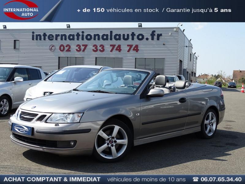Photo 1 de l'offre de SAAB 9-3 CABRIOLET 1.9 TID150 VECTOR à 9890€ chez International Auto Auneau