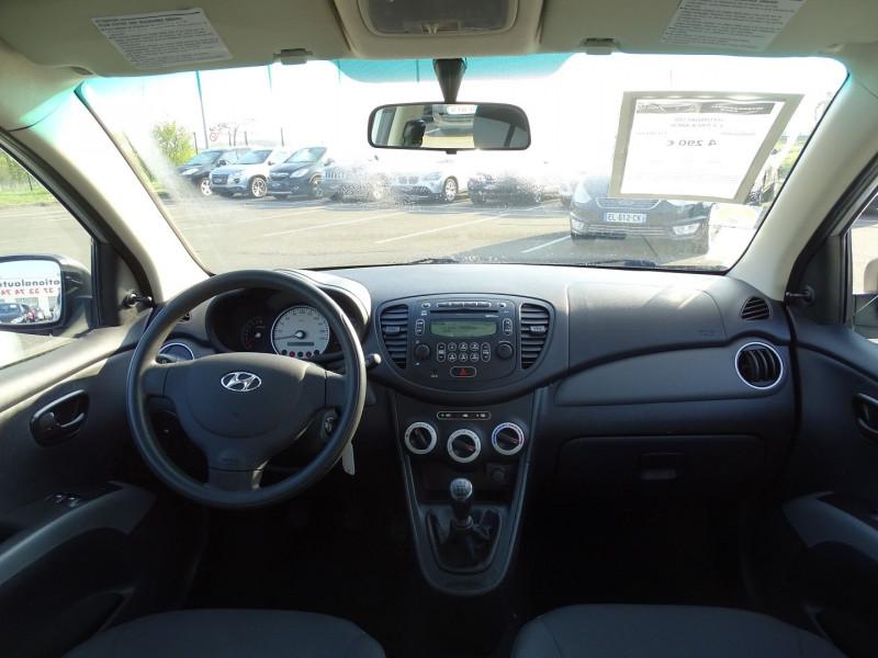 Photo 8 de l'offre de HYUNDAI I10 1.2 PACK à 4290€ chez International Auto Auneau