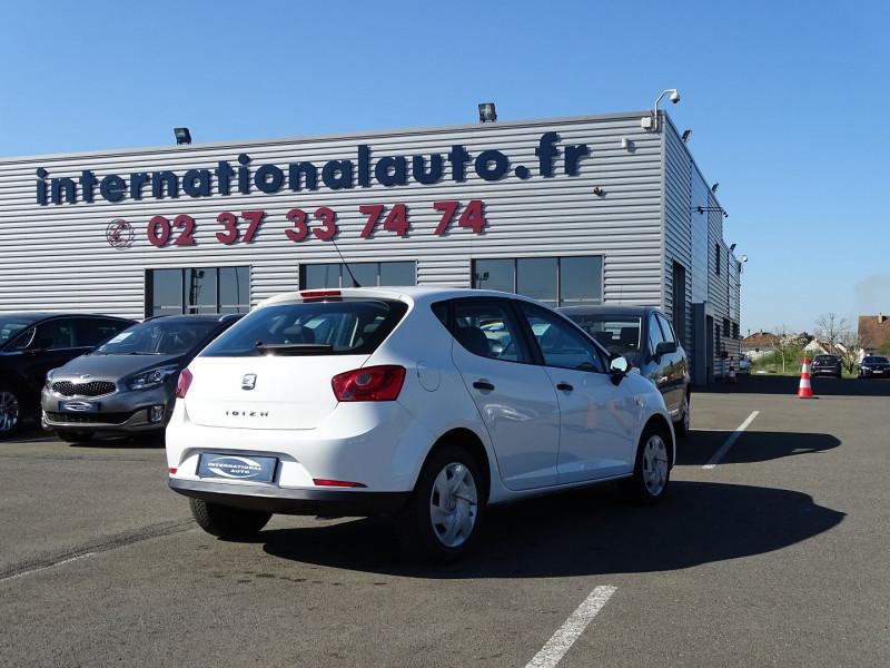 Photo 2 de l'offre de SEAT IBIZA 1.2 TDI75 FAP PREFERENCE 5P à 6290€ chez International Auto Auneau