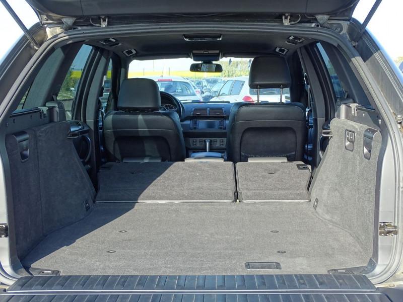 Photo 19 de l'offre de BMW X5 (E53) 3.0DA 218CH PACK LUXE à 10390€ chez International Auto Auneau