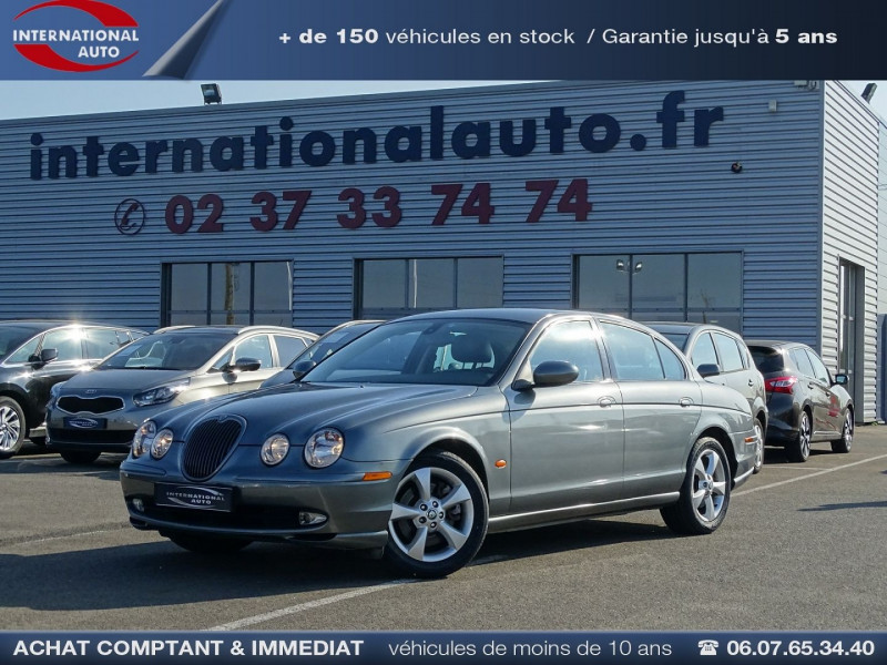 Photo 1 de l'offre de JAGUAR S-TYPE 3.0 V6 SPORT à 7590€ chez International Auto Auneau