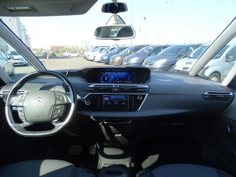 Photo 13 de l'offre de CITROEN GRAND C4 PICASSO BLUEHDI 150CH BUSINESS S&S EAT6 à 11690€ chez International Auto Auneau