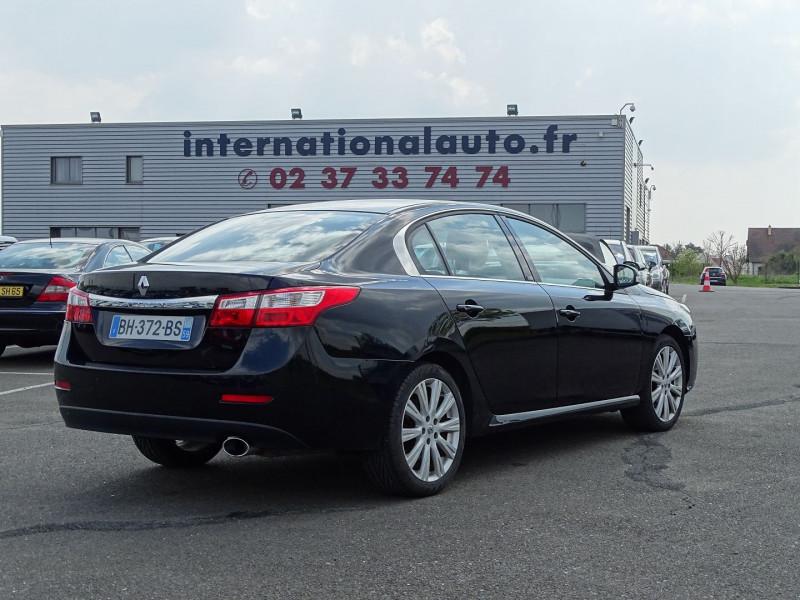Photo 2 de l'offre de RENAULT LATITUDE 2.0 DCI 150CH FAP INITIALE ECO² à 8890€ chez International Auto Auneau