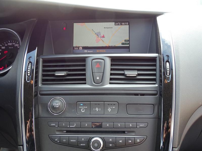 Photo 7 de l'offre de RENAULT LATITUDE 2.0 DCI 150CH FAP INITIALE ECO² à 8890€ chez International Auto Auneau