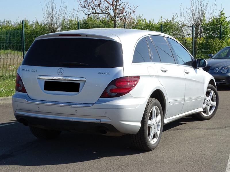 Photo 2 de l'offre de MERCEDES-BENZ CLASSE R (W251) 280 CDI 7GTRO 4 MATIC à 10490€ chez International Auto Auneau