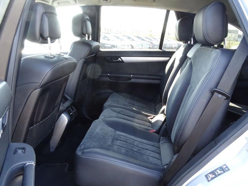 Photo 8 de l'offre de MERCEDES-BENZ CLASSE R (W251) 280 CDI 7GTRO 4 MATIC à 10490€ chez International Auto Auneau