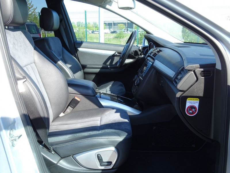 Photo 13 de l'offre de MERCEDES-BENZ CLASSE R (W251) 280 CDI 7GTRO 4 MATIC à 10490€ chez International Auto Auneau