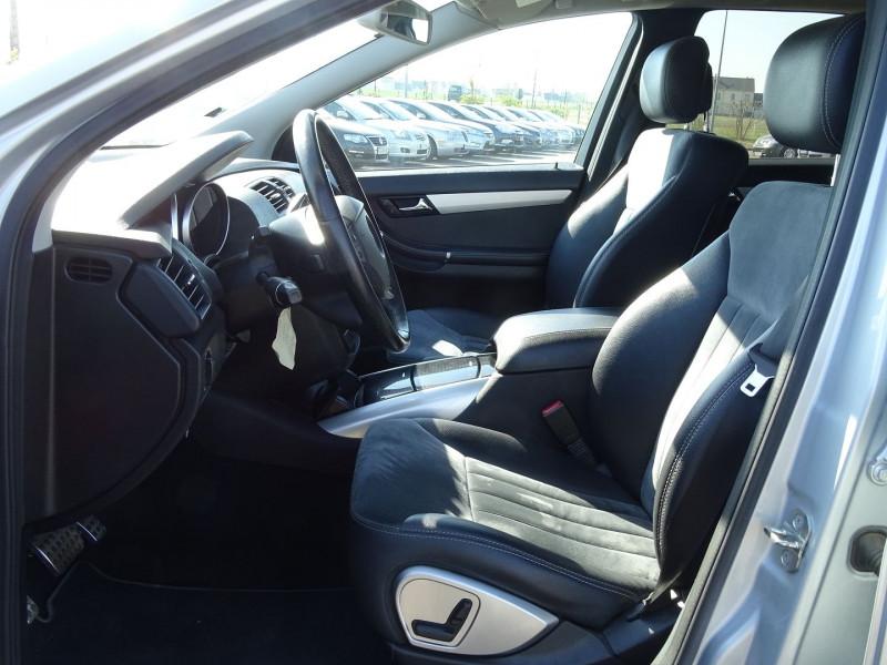 Photo 7 de l'offre de MERCEDES-BENZ CLASSE R (W251) 280 CDI 7GTRO 4 MATIC à 10490€ chez International Auto Auneau