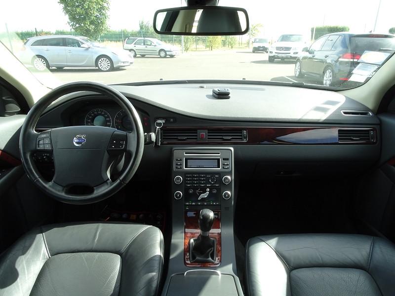 Photo 7 de l'offre de VOLVO S80 2.0 D 136CH MOMENTUM à 8490€ chez International Auto Auneau