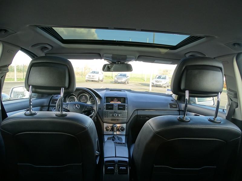 Photo 13 de l'offre de MERCEDES-BENZ CLASSE C BREAK (S204) 220 CDI BE AVANTGARDE BA à 12690€ chez International Auto Auneau