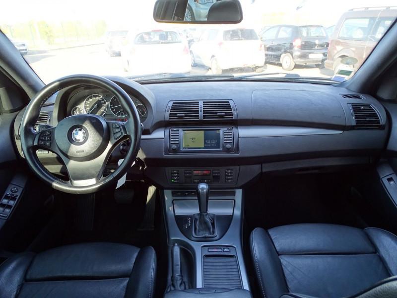 Photo 14 de l'offre de BMW X5 (E53) 3.0DA 218CH PACK LUXE à 10390€ chez International Auto Auneau