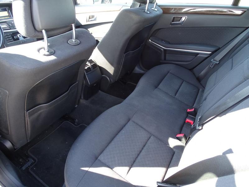 Photo 4 de l'offre de MERCEDES-BENZ CLASSE E (W212) 250 CDI BE ELEGANCE EXECUTIVE à 12690€ chez International Auto Auneau