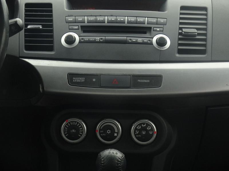 Photo 15 de l'offre de MITSUBISHI LANCER 2.0 DI-D INTENSE 4P à 7490€ chez International Auto Auneau