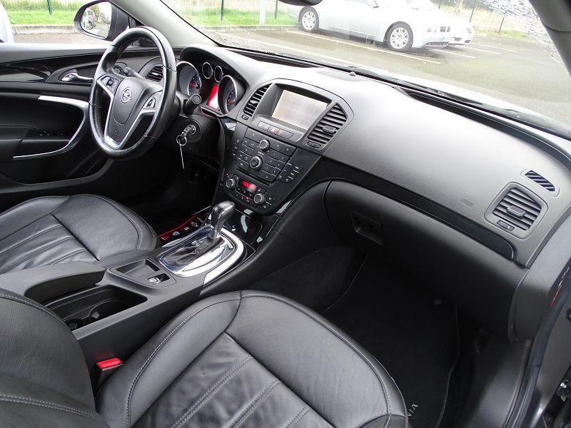 Photo 17 de l'offre de OPEL INSIGNIA 2.0 TURBO COSMO PACK BA 4P à 9990€ chez International Auto Auneau