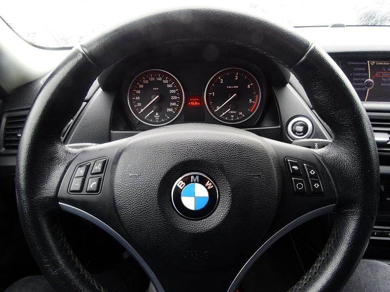 Photo 10 de l'offre de BMW X1 (E84) XDRIVE23DA 204CH LUXE à 13490€ chez International Auto Auneau