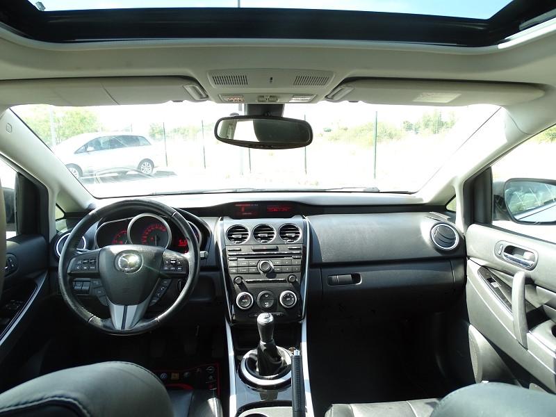 Photo 17 de l'offre de MAZDA CX-7 2.2 MZR-CD PERFORMANCE à 9890€ chez International Auto Auneau