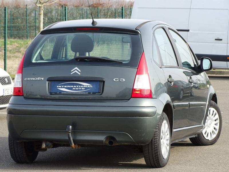 Photo 2 de l'offre de CITROEN C3 1.4 HDI70 AIRDREAM à 5390€ chez International Auto Auneau