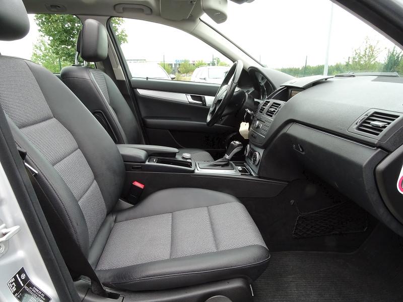 Photo 7 de l'offre de MERCEDES-BENZ CLASSE C BREAK (S204) 220 CDI BE AVANTGARDE BA à 12690€ chez International Auto Auneau