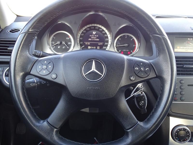 Photo 12 de l'offre de MERCEDES-BENZ CLASSE C BREAK (S204) 220 CDI BE AVANTGARDE BA à 12690€ chez International Auto Auneau