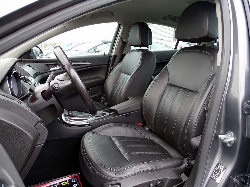 Photo 11 de l'offre de OPEL INSIGNIA 2.0 TURBO COSMO PACK BA 4P à 9990€ chez International Auto Auneau