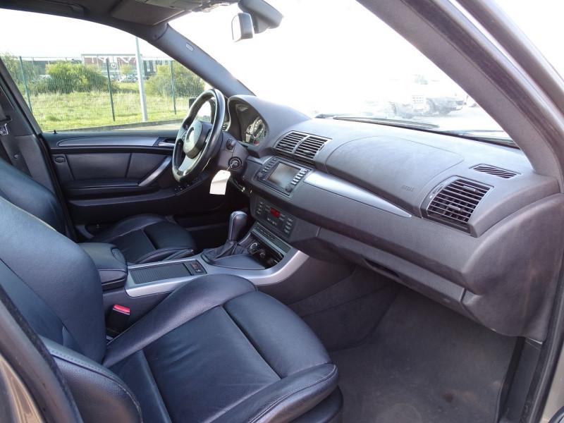 Photo 8 de l'offre de BMW X5 (E53) 3.0DA 218CH PACK LUXE à 10390€ chez International Auto Auneau