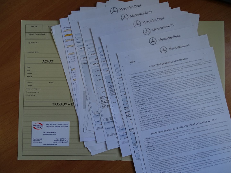 Photo 18 de l'offre de MERCEDES-BENZ CLASSE C BREAK (S204) 220 CDI BE AVANTGARDE BA à 12690€ chez International Auto Auneau