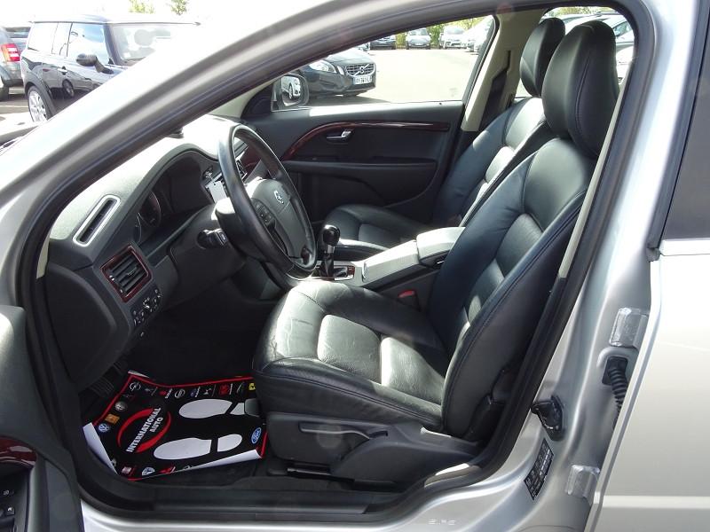 Photo 4 de l'offre de VOLVO S80 2.0 D 136CH MOMENTUM à 8490€ chez International Auto Auneau
