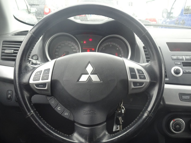 Photo 11 de l'offre de MITSUBISHI LANCER 2.0 DI-D INTENSE 4P à 7490€ chez International Auto Auneau