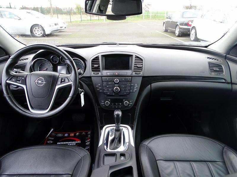 Photo 13 de l'offre de OPEL INSIGNIA 2.0 TURBO COSMO PACK BA 4P à 9990€ chez International Auto Auneau