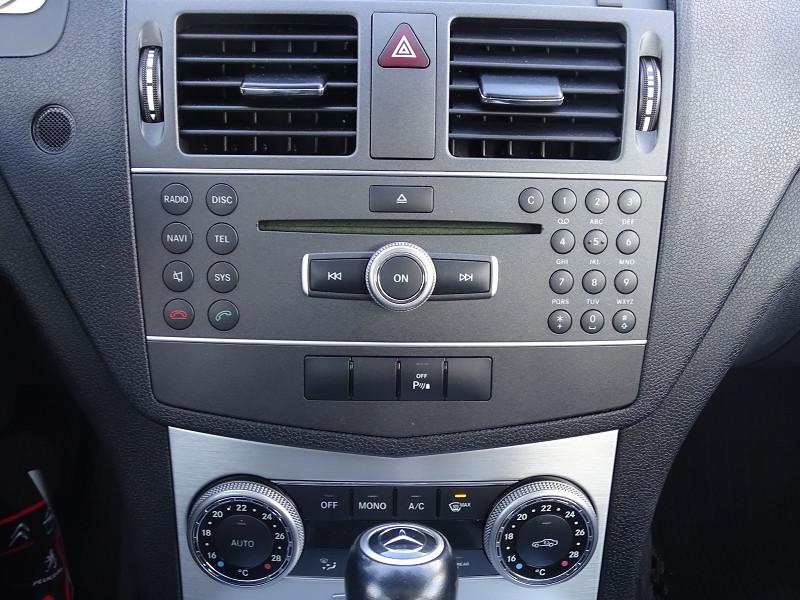Photo 11 de l'offre de MERCEDES-BENZ CLASSE C BREAK (S204) 220 CDI BE AVANTGARDE BA à 12690€ chez International Auto Auneau