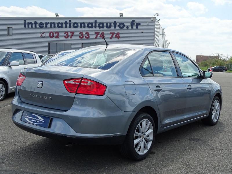 Photo 2 de l'offre de SEAT TOLEDO 1.2 TSI 105CH REFERENCE à 8490€ chez International Auto Auneau
