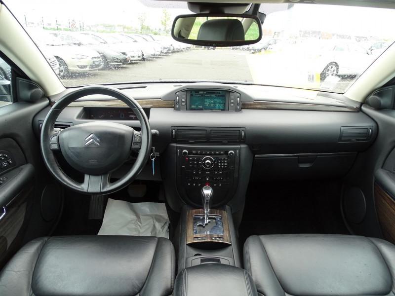 Photo 11 de l'offre de CITROEN C6 2.7 V6 HDI EXCLUSIVE FAP à 7890€ chez International Auto Auneau