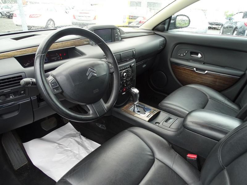 Photo 3 de l'offre de CITROEN C6 2.7 V6 HDI EXCLUSIVE FAP à 7890€ chez International Auto Auneau