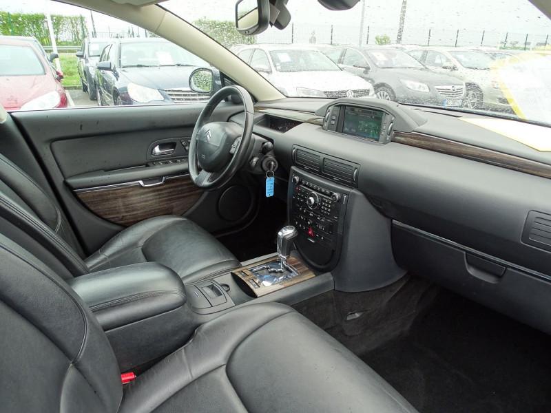 Photo 7 de l'offre de CITROEN C6 2.7 V6 HDI EXCLUSIVE FAP à 7890€ chez International Auto Auneau